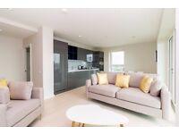 Brand New Luxury 1 Bed Apartment in Glasshouse Gardens, Stratford, Balcony, Gym, Concierge- VZ