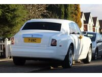 rolls royce phantom available to hire weddings proms parties (many vehicles available)