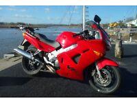 Honda vfr 800. A classic bike in good condition