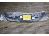 NEW GENUINE Ford Fiesta MK 7.5 ST2 part - Rear Bumper Honeycombe Style Stone Deflector