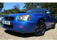 2005 Subaru Impreza WRX. 274 BHP with dyno printout. 14 BHP more than STi!