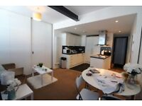 Outstanding with excellent view 3 bedrooms top floor flat in Stratford with concierge service--
