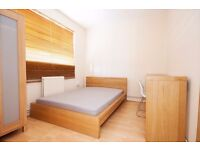 Spacious large double bed available in September near Elephant & Castle