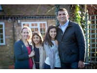 Busy, cheerful family looking for a live-in Au Pair Plus (driver) in West London for minimum 1 year