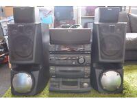 SONY LBT-XB80 AV