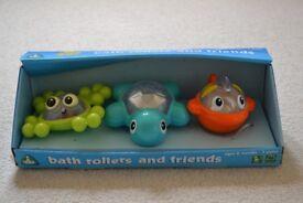 ELC - Bath rattle & roll toys
