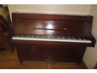 Zender Modern Upright Piano For Sale