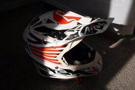 Airoh Motocross Helmet