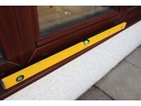 1.0 metre Silverline Spirit Level