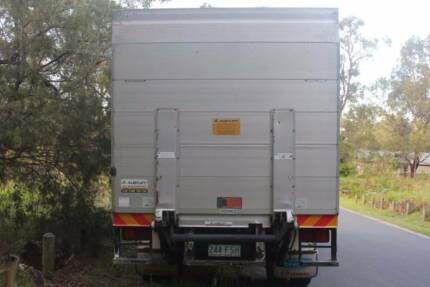 tail lift - Auslift full blade Tailgate 2000kg 2Tonne rated