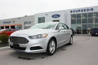 2015 Ford Fusion SE NEW REVERSE CAMERA PWR LUMBAR DRIVER SEAT