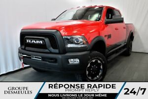 RAM 2500 4 roues motrices, cabine double, 149po, Power Wagon