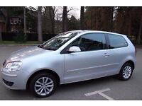 Volkswagen Polo 1.4 S 3dr HPI CLEAR 2007