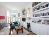 Aslett Street, SW18 - Exceptional four bedroom fully converted terraced house with garden -£2800pcm