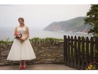 Justin Alexander 8706 Wedding Dress Size 12