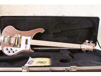 Rickenbacker 4003W Bass Guitar New Cased