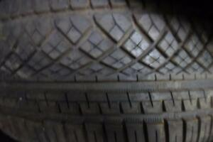 245 40 18 used tires, Continental.