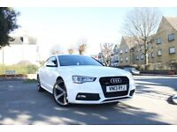 Audi A5 Quattro S tronic Black Edition , **purchased and serviced only at Audi main dealers**