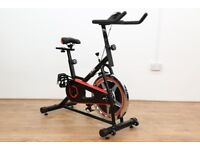 JLL IC200 Red Exercise Bike - Ex Showroom
