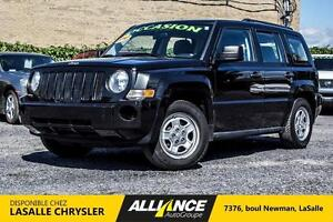 2010 Jeep PATRIOT SPORT SPORT