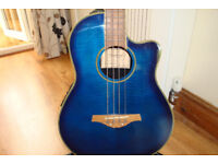 Tanglewood Odyssey semi acoustic bass