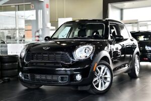 2014 MINI Cooper S Countryman Cooper S + ALL4 + KEYLESS + 0.90%