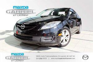 2009 Mazda MAZDA6 GS + TOIT + JAMAIS ACCIDENTE