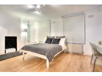 Double rooms split level apartment in Kennington!