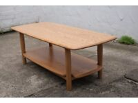 ERCOL WINDSOR COFFEE TABLE RRP £1095