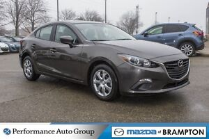 2016 Mazda MAZDA3 GX|REAR CAM|PUSH START|FWD|ALLOYS
