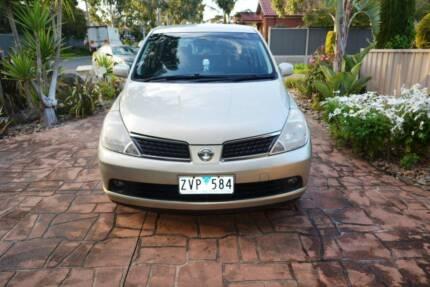 2007 Nissan Tiida Hatchback