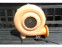 Air Blower Pump Fan For Inflatable Bouncy Castle and more total in working order pick up gosport
