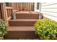 Composite Decking, Fencing & Balustrade
