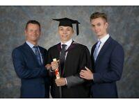 graduation photography/robe hire ( for grads who missed graduation