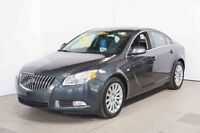 2011 BUICK REGAL CXL TAUX 0.9% CUIR+SUNROOF