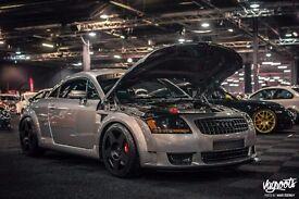 Show winning, magazine featured Audi TT, Modified, show car