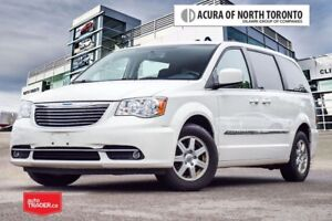 2012 Chrysler Town & Country Touring Wagon Accident Free| DVD| B
