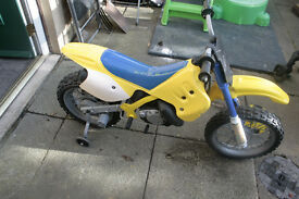 Kids 6v Electric Motorbike