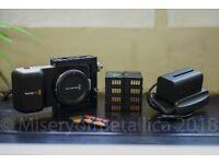 BMPCC - Black Magic Pocket Cinema Camera + EXTRAS