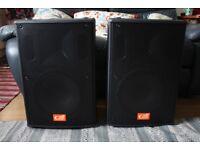 "Gatt Audio Pro Range - GAN-12 - Passive PA Speaker - 300W - 12"" - 8ohm - Pair"