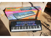 Casio CTK-451 eLECTRIC kEYBOARD