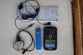 Samsung chat 222 phone
