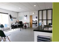 Large, Bright Office Space in BS2 | Great for a business or co-working space | Kingsland Studios