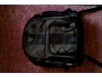 camera gadget bag