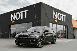 2014 BMW X6 xDrive35i AWD, Moonroof, Nav, Back up Cam, Heated