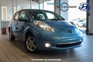 2013 Nissan LEAF SV QUICK CHARGE, GPS, BLUETOOTH