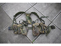 British Army Issue DPM PLCE Webbing Set (ref:cr)