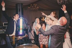 Live Rock & Pop Wedding Band Available For 2017 2018 Weddings