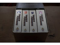 Transformers (G1) DVD Collection