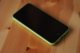 Iphone 5c green 32gb mint unlocked (not 5s or 5 )
